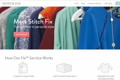 購物網站Stitch Fix 讓大數據當專屬時尚顧問