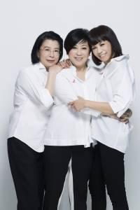 鄒開蓮,余湘,何薇玲:學會臣服的力量│美麗佳人