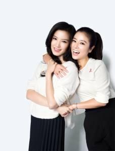 林心如 林熙蕾:姊妹們的陪伴支持!│美麗佳人