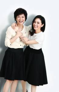 蔡依珊,陳娟娟:在家中,感受最多的是愛│美麗佳人