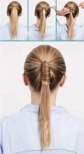 8款超簡單實用編髮,打造女神範!99 的女生都不會!