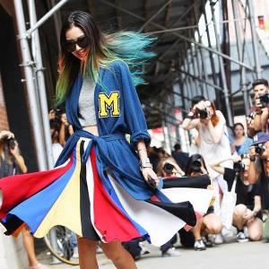 【街拍速報】連外國人都在問她是誰!最強韓國部落客Irene Kim稱霸時裝週│美麗佳人