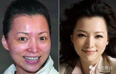 女人為什麼要化妝,看女人為什麼要化妝,看了後就知道了。。。