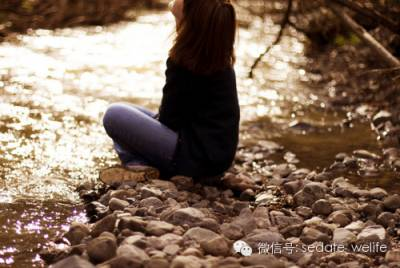 傻女孩,你可以相信自己的堅強,但不要拒絕眼淚!
