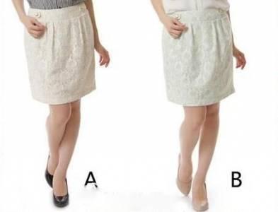 必看!圖解鞋子上的小心機,怎樣穿鞋更顯腿長?
