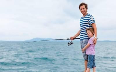 選老公就要選個愛釣魚的男人,因為....
