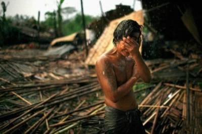 全球最感人的照片,張張都能在你心中注入一股暖流!