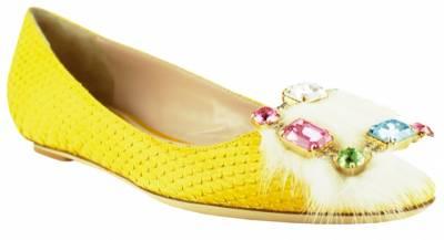 腳踏實地的平底鞋美學