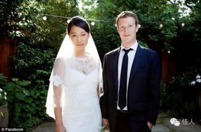 有一種感情叫富貴貧賤,始終如一!臉書背後最傳奇的女人...