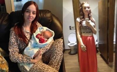 月經正常沒肚子! 20歲辣妹未知懷孕突生男嬰