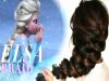 還記得冰雪奇緣裡那個漂亮的編髮嗎?教你如何做出那樣的髮型,快試試看吧~