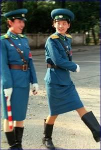 揭秘:朝鮮女人為何從來都不穿褲子 組圖