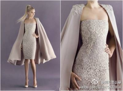 澳大利亞的頂級仙牌 Paolo Sebastian ,每套婚紗都美翻~~