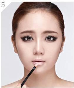 金南珠示範:冷豔煙燻妝技法,超完美彩妝祕技公開!│瑞麗美人