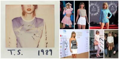國民小天后泰勒絲時尚之路造型演進史