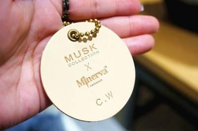 【香氛】MUSK COLLECTION x Minerva~當瑞士工藝香氛遇見臺灣手創溫度