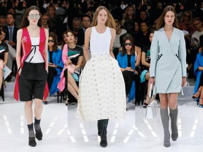 2015春夏女裝周專輯-Dior 未來昔日