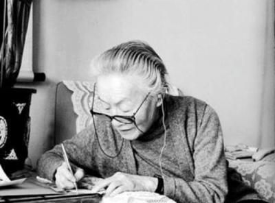 先生103歲了,她的9句話能讓天下所有女性收穫幸福