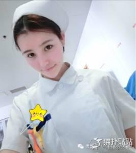 90後護士也可以是模特,這世界太不公平了!