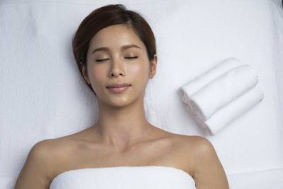 毛巾有四寶,洗臉 去角質 養生 還能去疲勞...