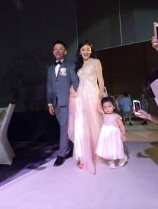陳泱瑾Grace結婚兩周年的夢幻婚禮