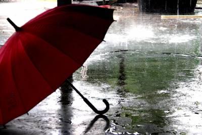 心要像傘,撐得開,收得起