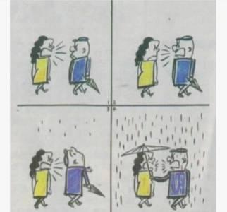 男女朋友最溫暖的相處方式,看完忽然想戀愛了~