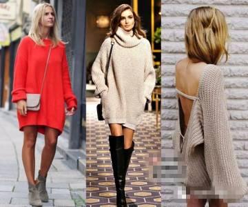 毛衣怎麼穿?80件基本款秋之毛衣外搭獨門絕技大放送