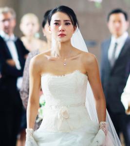 女神高圓圓大婚:終於等到你,還好沒放棄!