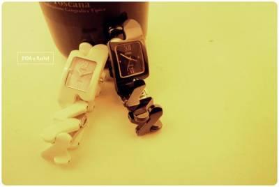 ❤我的配件輕時尚~來自巴黎的藝術先知。BIBA碧寶錶