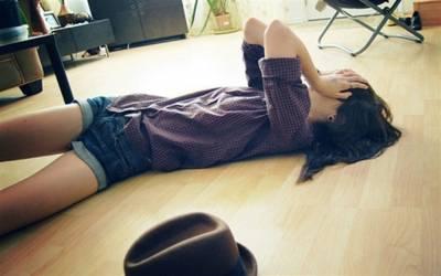 受過傷的女孩都明白有一份愛叫責任,心累了 愛累了都是藉口
