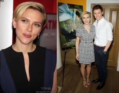 性感辣媽史考蕾喬韓森Scarlett Johansson傳授美麗5心機