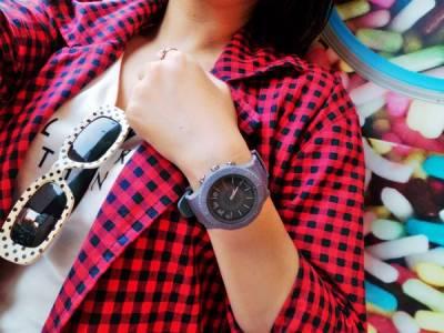 o μ ✞ ℉ ɨ τ 神好搭配件 COGITO POP時尚藍芽手錶×四種風格穿搭