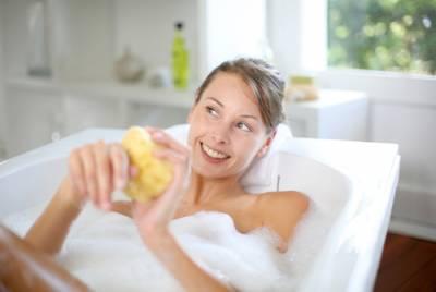 40分鐘洗澡兼美容法,學5招活用沐浴時間,變身為美女!