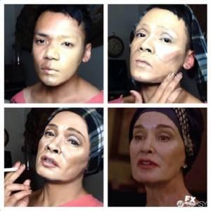 超強大化妝術 PS 大神看到都直呼「輸了!」