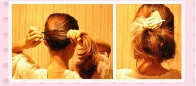 長發這麼扎,美到沒朋友!34款長發髮型詳細教程!!(上