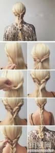 美到尖叫!學會這10款女神編髮,任何場合我都是焦點女王!