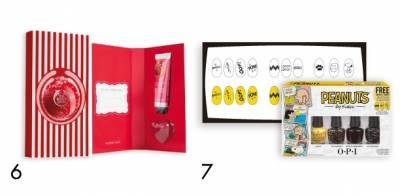 絕對值得收藏 2014聖誕指彩 護手霜 限量組合!│美周報