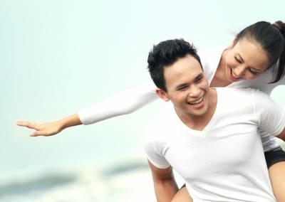 心血來潮的溫柔-愛一個讓妳有動力前進的,而不是精疲力盡的人。