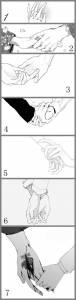 哪種牽手方式最能觸動妳心?