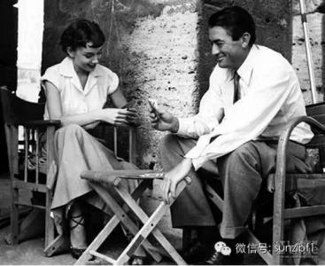 奧黛麗赫本等了40年都沒等到的表白:你是我一生最愛的女人