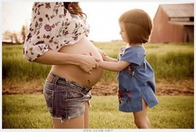 女人懷胎十月真的很辛苦