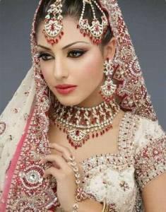 各國新娘大比拼 美到爆 你喜歡哪一個···最後一張太美了