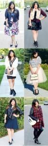 這是我見過最會穿衣的胖女孩,秒殺一切瘦女神!胖女生們一樣可以穿出自己的時尚!
