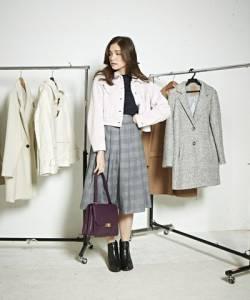【獨家企劃】冬季暖暖外套一週間穿搭│恰女生