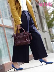 甜美裙裝or洗練褲裝,打造甜度與酷度的百分比♥ 真冬美人〝Skirt Pants〞的%穿搭!