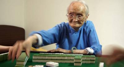 奶奶說:挑女婿,一定要帶他回家打一次麻將。祖宗的話太經典了!