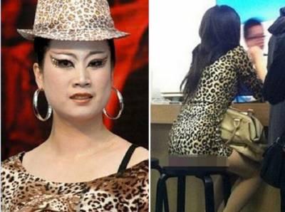 30歲以後女人千萬不要這樣打扮!!嚇死人了...
