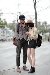 你穿的那也能叫情侶裝?!