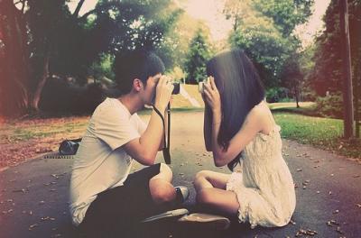 真正的愛不是累了就分手,不是不合適就分開,是即使再累也想在一起,即使不合適也想努力爭取!